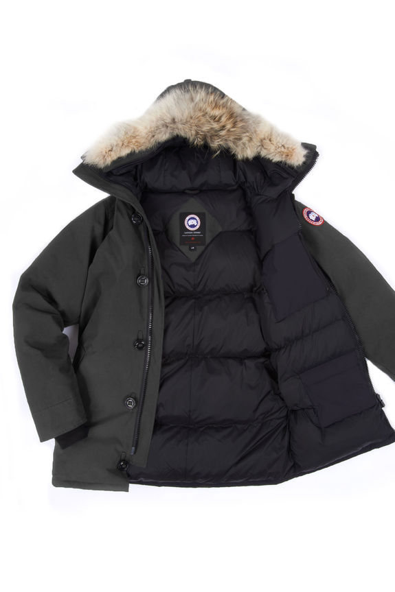 canada goose CHATEAU biale