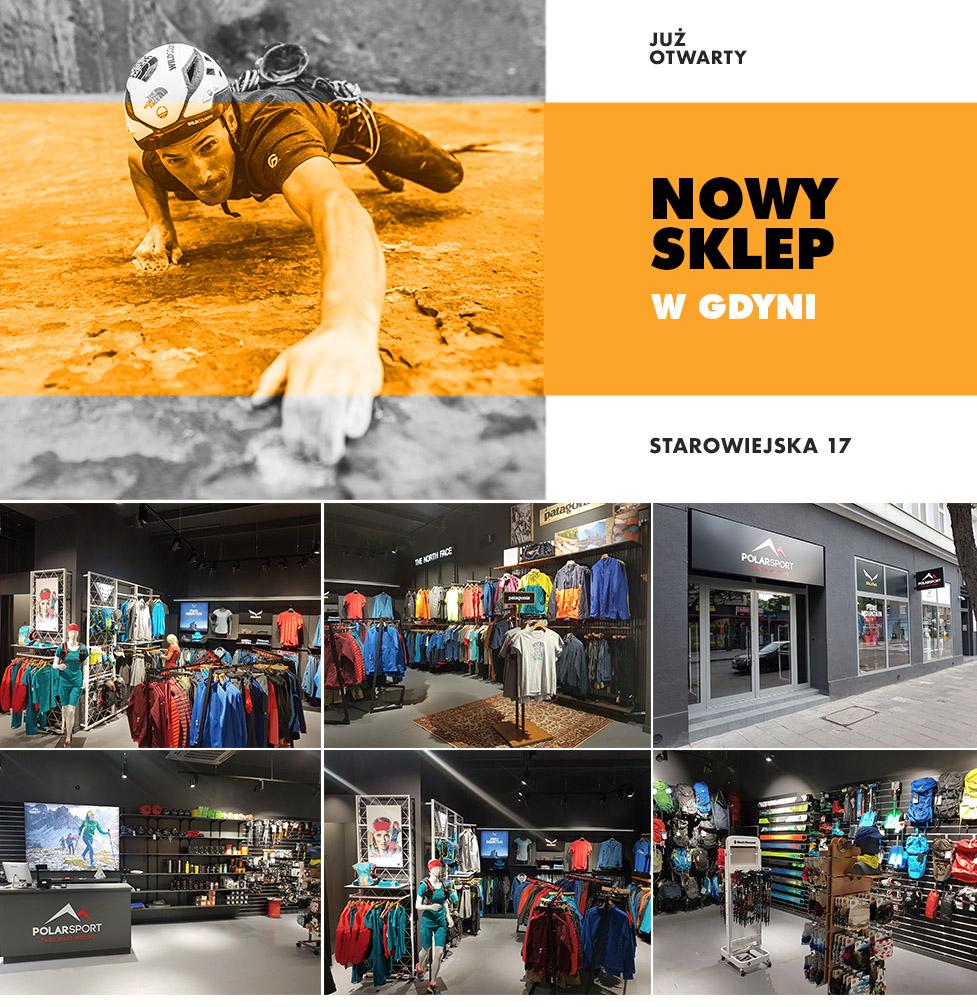 f6311f4f38629c Gdynia - nowy sklep Polar Sport